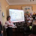 Світлана Дубина, вчитель англійської мови , керівник Англійського клубу