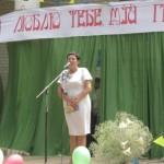 Людмила Тіфенбах - офіційне відкриття фестивалю
