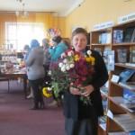квіти від читачів